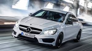 mercedes 45 amg white the mercedes cla45 amg in living color