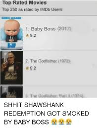 Godfather Baby Meme - 25 best memes about baby boss baby boss memes