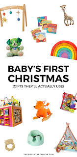 11 baby s gifts that will actually get used