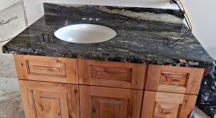furniture for bathroom design ideas using dark grey black onyx