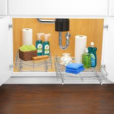 amazon com lynk professional roll out cabinet organizers pull
