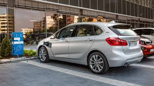 bmw electric 1 series bmw 2 series active tourer 225xe 2016 review by car magazine