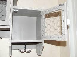 grillage a poule pour meuble etagères à épices l u0027atelier d u0027angèle