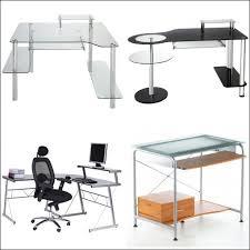 bureau informatique verre trempé bureau informatique verre choix et prix avec le guide kibodio