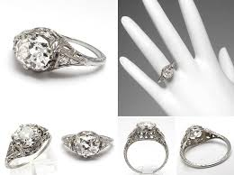 engagement rings vintage style antique engagement rings antique style engagement rings