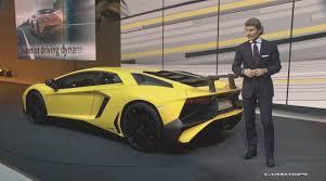 Lamborghini Aventador Sv Top Speed - new lamborghini aventador lp 750 4sv u2013 first photos