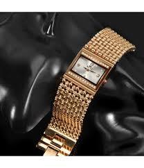 rose rhinestone bracelet images Top luxury rhinestone bracelet quartz watch wide stainless steel jpg