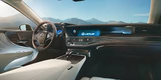 lexus in den usa introducing the all new 2018 lexus ls 500 u0026 ls 500h page 2