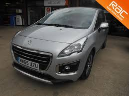 peugeot for sale uk used peugeot 3008 2015 for sale motors co uk