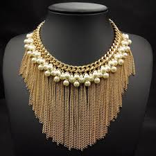 chunky gold necklace fashion images Cheap pearl necklace chunky find pearl necklace chunky deals on jpg