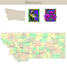 Map Of Helena Montana by Montana Police Training