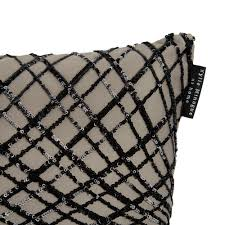 buy kylie minogue at home esta bed cushion 50x50cm truffle amara