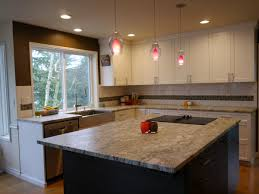 Foil Kitchen Cabinets Bellevue Transitional Kitchen Remodel