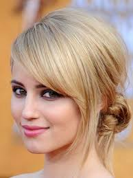 long hair sweeped side fringe shaved 50 gorgeous side swept bangs hairstyles for every face shape