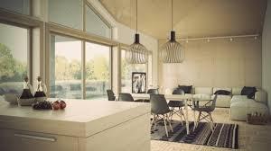 esszimmer im wohnzimmer attraktive kombination wohn und esszimmer