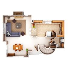 3d floor plan design arch studentcom3d plans for duplex houses in