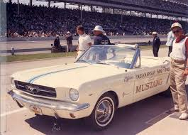 mustang of indianapolis pace car white 1964 ford mustang indianapolis pace car convertible
