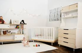 Modern Nursery Decor Modern Nursery Ideas Modern Nursery Purple Ba