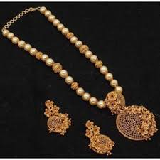 gold har set gold necklace set in bengaluru karnataka sone ka har set