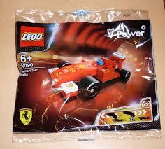 Esszimmerst Le Neu Ebay Lego Racer 30190 Ferrari 150 Italia Shell V Power Rennwagen