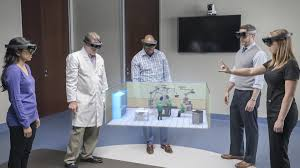 google glass and hololens clash in the enterprise en route to