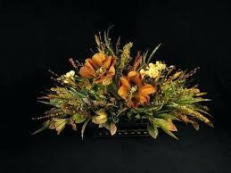 floral arrangements for dining room tables alluring silk flower arrangements for dining room table sarasota