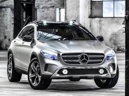 suv mercedes mercedes gla the compact suv of the star