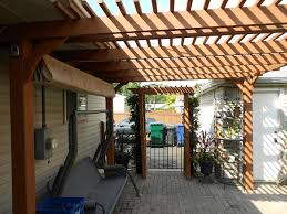Pergola Coverings For Rain by Diy Shade Cloth For Pergola