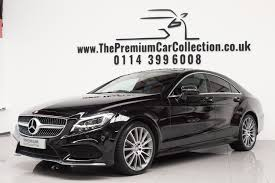 used mercedes co uk used mercedes cls for sale sheffield south