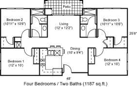 4 Bedroom Apt For Rent Primero Grove Apartments In Davis Ca Davis Housing Option For
