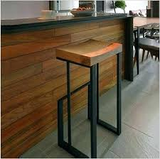 american wood wrought iron bar stools american wood retro fashion to do the