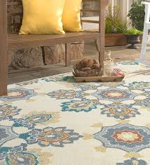 Medallion Outdoor Rug 90 Best Outdoor Rugs Images On Pinterest Accent Rugs Indoor