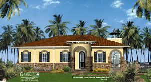 house plans mediterranean style homes garrell associates inc vista house plan 06423 front