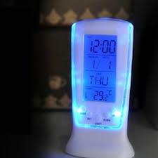 t harger horloge de bureau kwanwa digital led alarm clock battery operated only 2 batteries