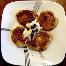Blueberry Pancake Recipe Blueberry And Ricotta Cheese Pancakes Recipe Kitchenbowl