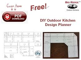 design your own outdoor kitchen check out our new diy outdoor kitchen planner it explains what each