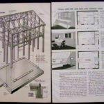 Two Story Shed Plans Diy Two Story Shed Playhouse Plans Wall Bed Freeblueprint