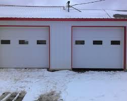Overhead Door Windows Commercial Garage Door Gallery Woodworks Inc 10 X 7 With