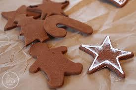 cinnamon glitter ornaments the gold jellybean