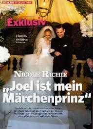 richie wedding dress richie s intimate wedding photos end up in german tabloid