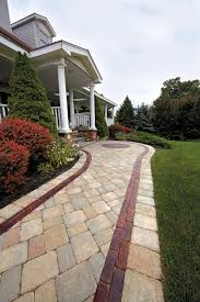 Tile Tech Pavers Cost by Walkway Ideas To Create Exquisite Curb Appeal Stone Front