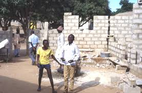 tips for building a house file building a new house in the suburbs of dakar senegal west