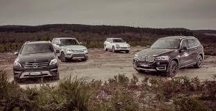 lexus lx 570 vs mercedes gls luxury suv comparison bmw x5 v mercedes benz ml class v range
