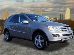 2007 mercedes suv 2007 used mercedes m class ml320 4matic 4dr 3 0l cdi at parks