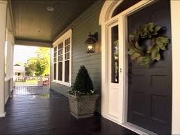 front porch fixer upper