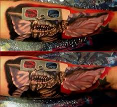 gremlins tattoo by richard sanchez tattoo pinterest