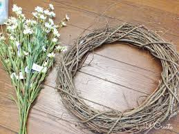 summer wreath tutorial easy u create