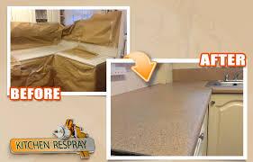 Refinish Kitchen Countertop by Kitchen Countertop Respray In Dublin Countertop Refinishing