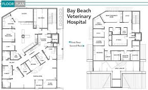 veterinary hospital floor plans 2010 hospital of the year primary care home on the waterfront