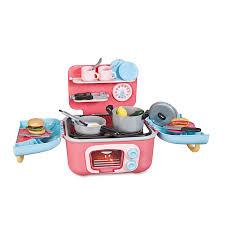 valise cuisine cadeaux de noël des mini cuisines pour petits chefs cuisine